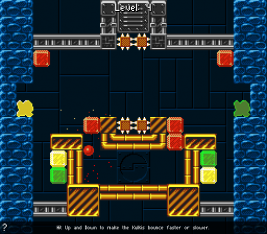 Kulkis screenshot of level 4