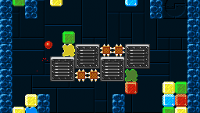 Kulkis screenshot of level 9