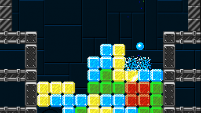 Kulkis screenshot of level 10