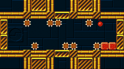 Kulkis screenshot of level 14